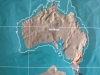 australia-crustal-shift-map