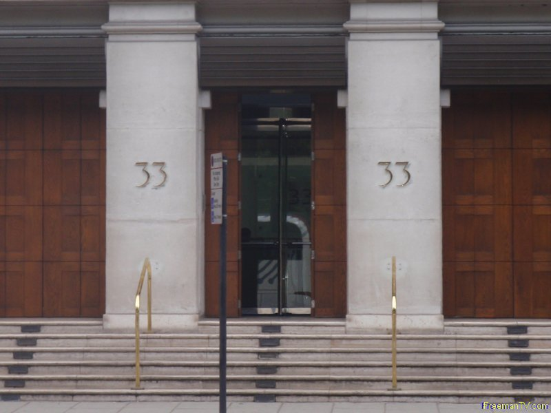 33 Grosvenor Place, London 666