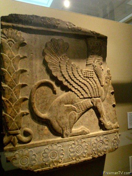Babylonian Gate Chimera
