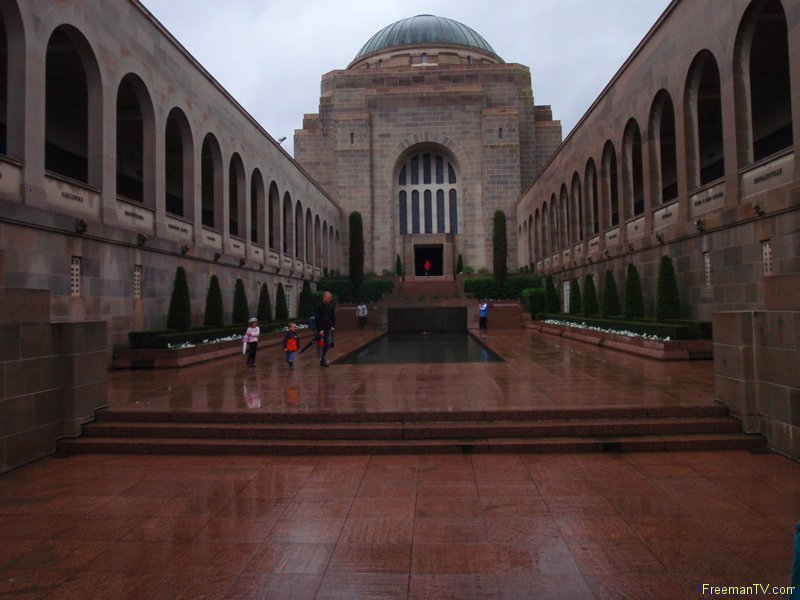 Canberra Tomb of Unknown Soldier