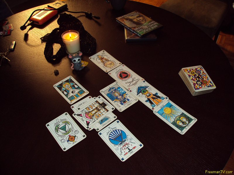 Don Peyote Tarot Spread