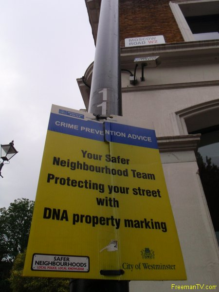 DNA Property Marking