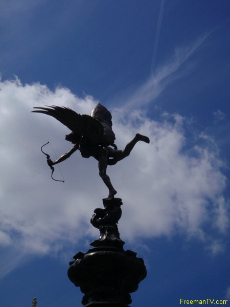 Eros and Chemtrails