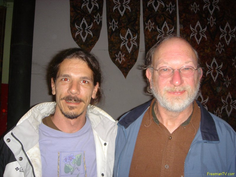 Freeman and Dennis McKenna