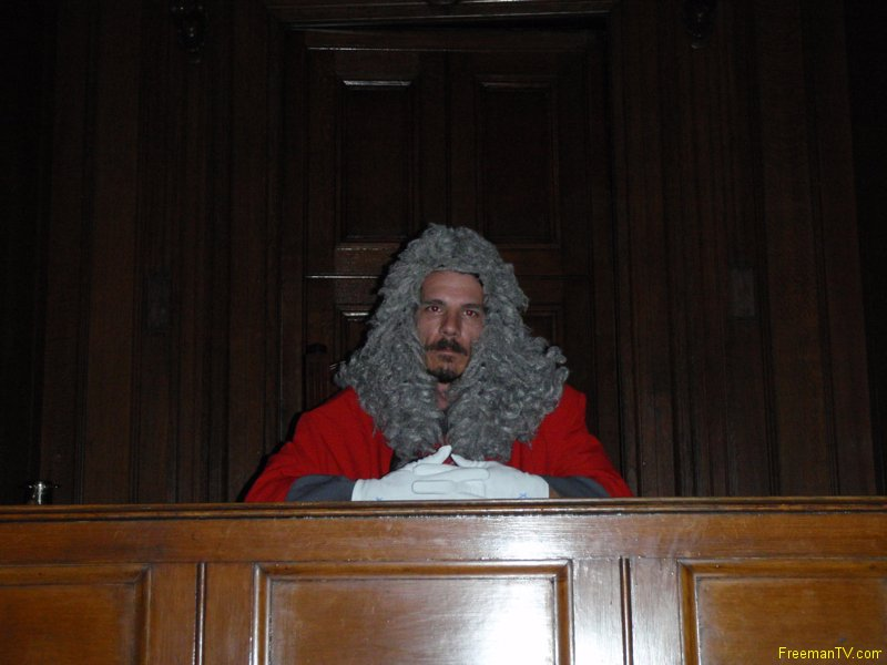 Freeman the Hangin\' Judge