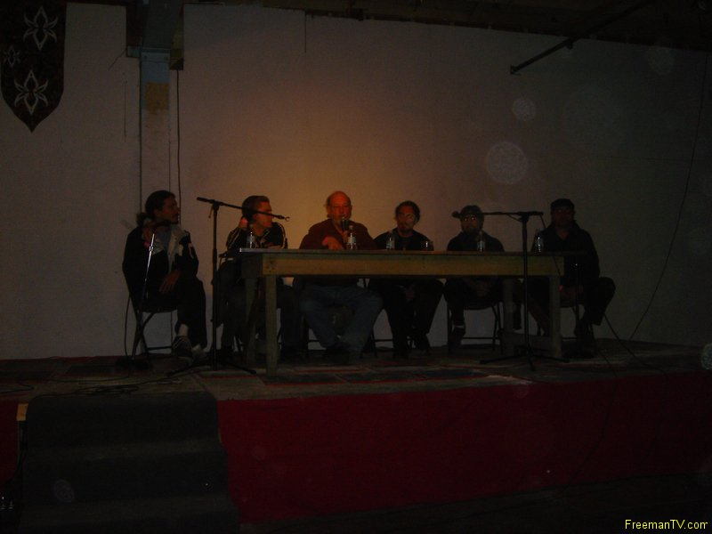 Freeman Panel with Dennis McKenna
