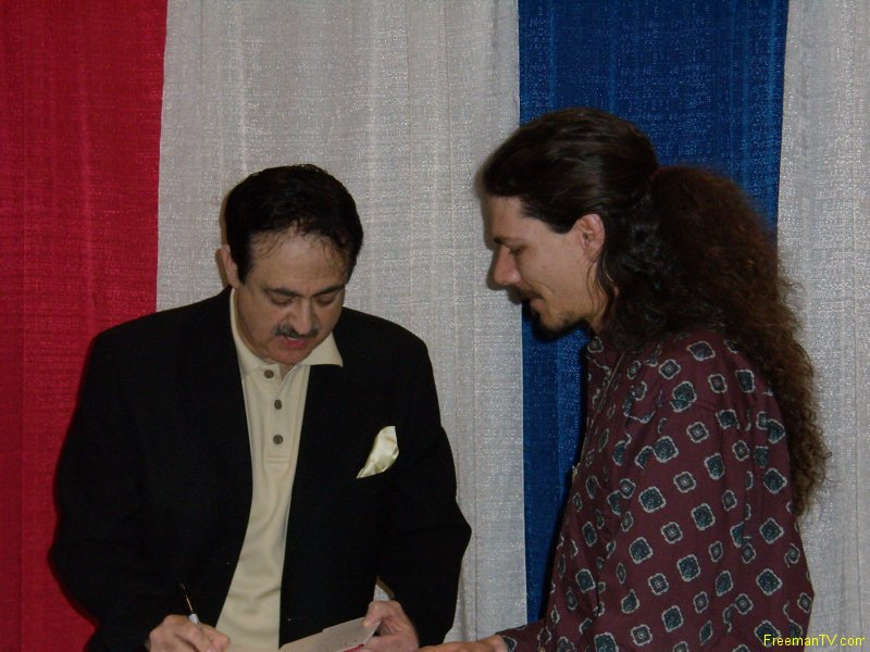 Freeman and George Noory