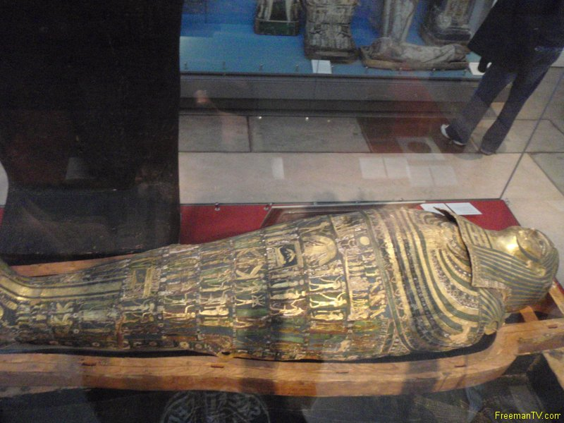 Female Sarcophagus