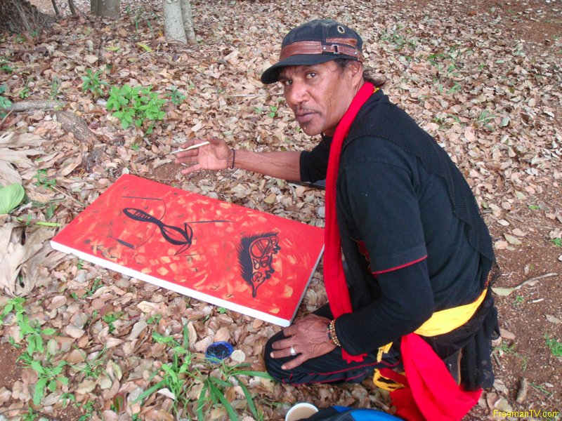 Bundjalung Artist King