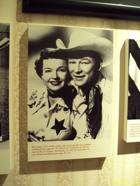 Roy Rogers 33rd Degree Freemason