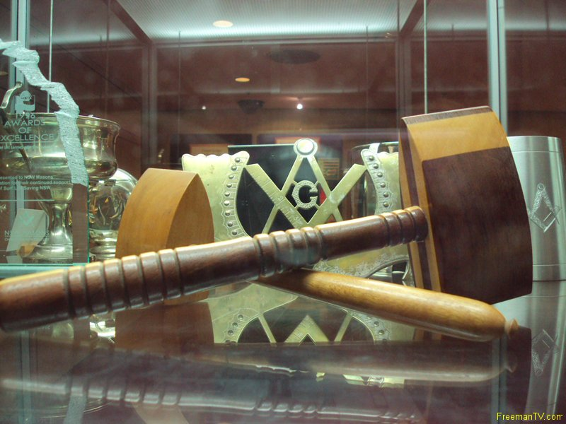 Freemason Tools of the Lodge
