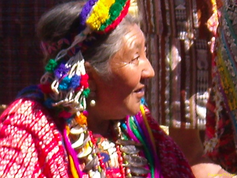 Mayan Great Grandmother