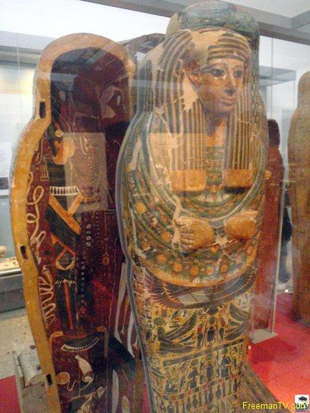 Osiris Sarcaphogus