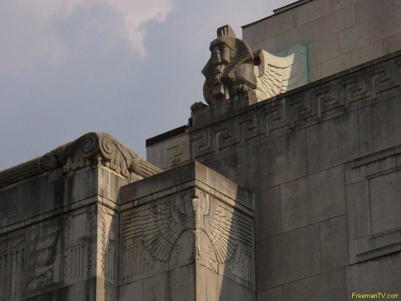 Sphinx in Jackson, MS