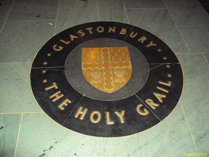 The Holy Grail Glastonbury