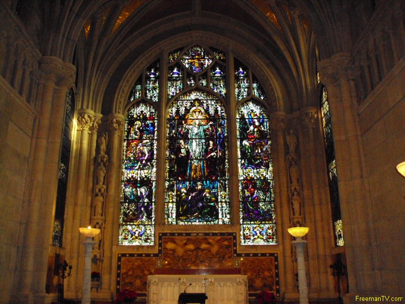 St. John's Cathedral Stained Glass