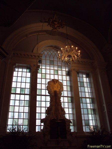Shekinah at St. Paul's Cathedral
