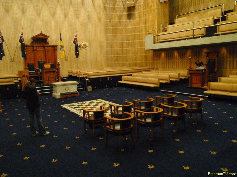 Freemason Grand Lodge Australia