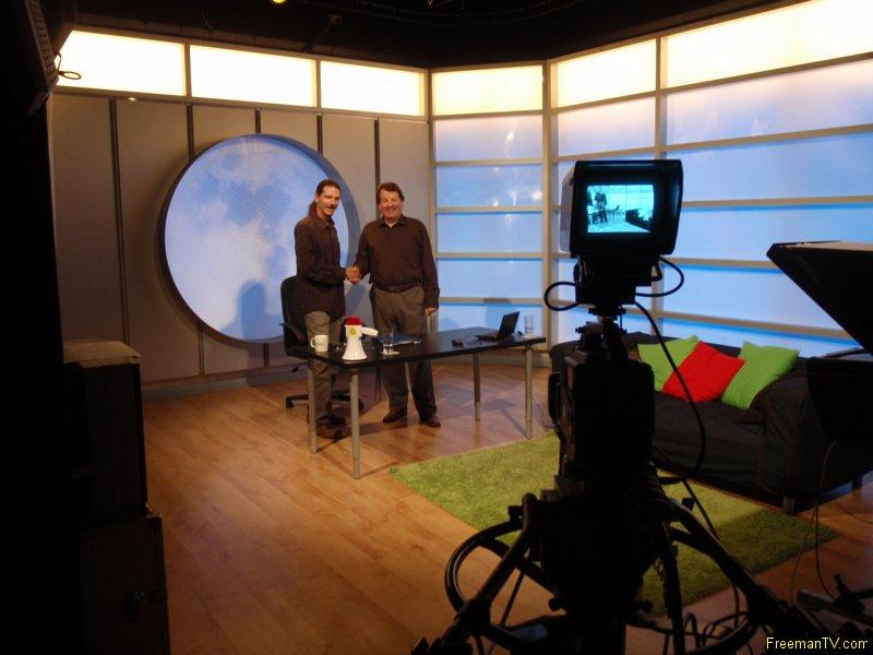 Freeman on Edge Media TV