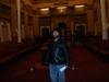 Dan Fogler at the Freemason Grand Lodge NY