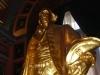 Gold Masonic George Washington