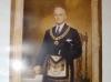 Harry S. Truman Freemason Apron