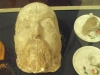 The Death Mask of Albert Pike