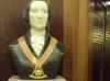 George Washington Freemason Bust