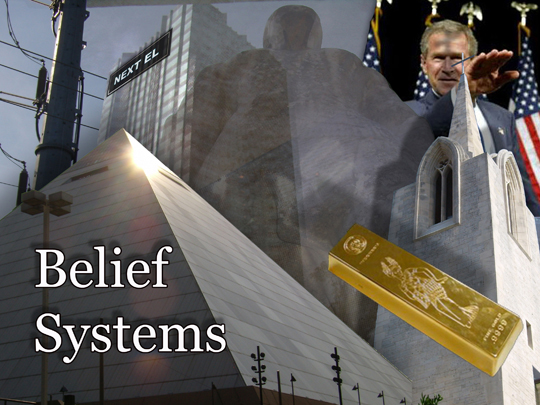 Belief Systems Bush