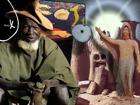 Dogon and the Fish People