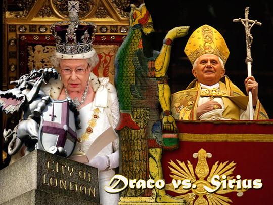 Draco vs Sirius