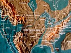 Pole Shift Catastrophe Maps