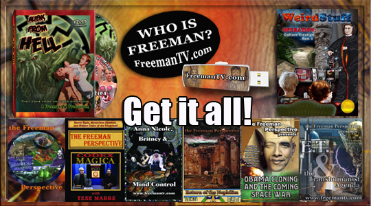 FreemanTV DVD