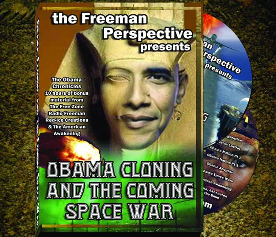 Is Obama a clone?