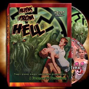 Aliens From Hell DVD