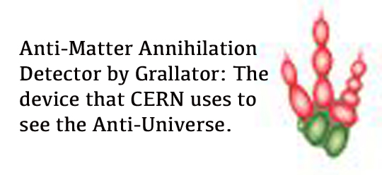 Anti-Matter Annihilation Detector