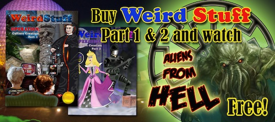 Weird Stuff Aliens Free