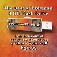 FreemanTV Flash Drive