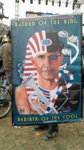 Obama Inauguration Pharaoh