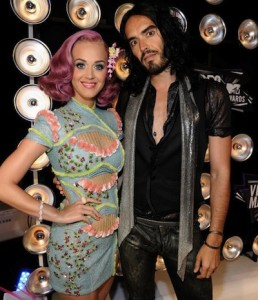 Katy Perry Russell Brand Devil