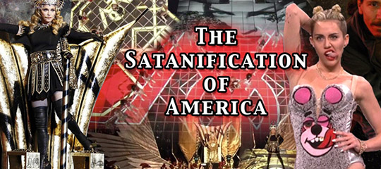 Satanification of America – Illuminati Celebrity Mind Control