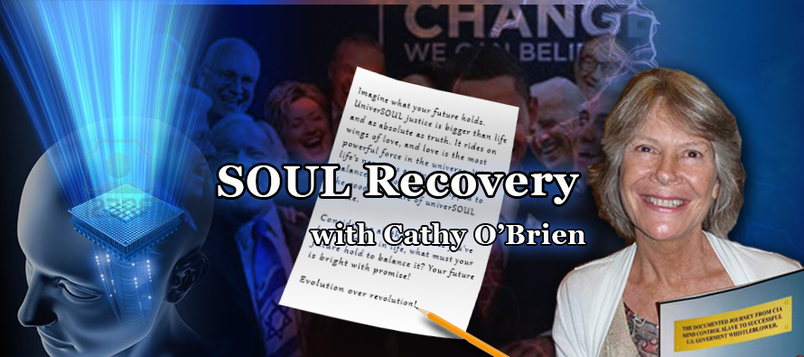 Cathy O'Brien – SOUL Recovery