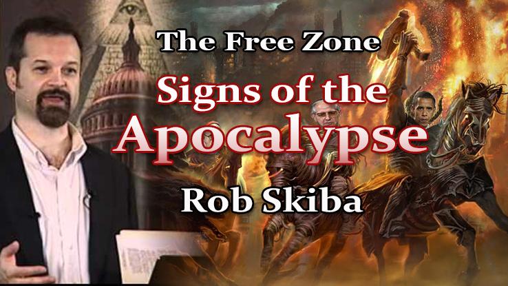 Signs of the Apocalypse – Rob Skiba