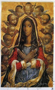 13 Beautiful Non-White Depictions of the Blessed Virgin Mary
