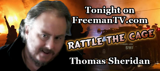 Thomas Sheridan – Rattle The Cage