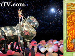 Katy Perry Super Bowl Ritual