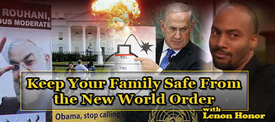 Keep Your Family Safe From the New World Order
