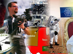Jade Helm, CERN, the UN, the Pope, a Blood Moon,  & a Flat Earth – Rob Skiba