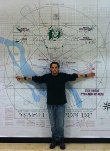 Robert Homrich   Vitruvian Code Marshall Searches for the Holy Grail