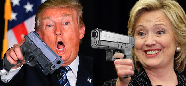 Trump Hints Hillary Assassination – Susanne Posel
